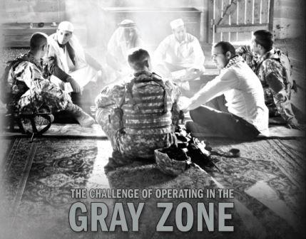 The Challenge of the Gray Zone Special Warfare Oct Dec 2015