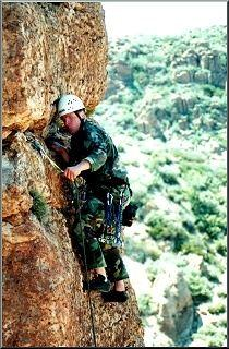 Special Forces Technical Climbing